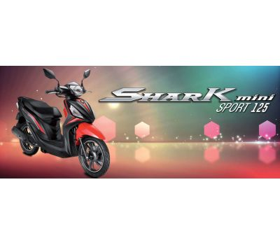 SYM SharK Mini 125 Sport